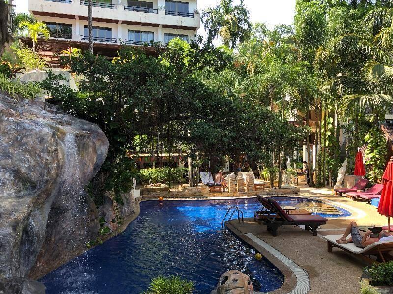 Club Bamboo Boutique Resort Amp Spa Patong Phuket Ebeach No
