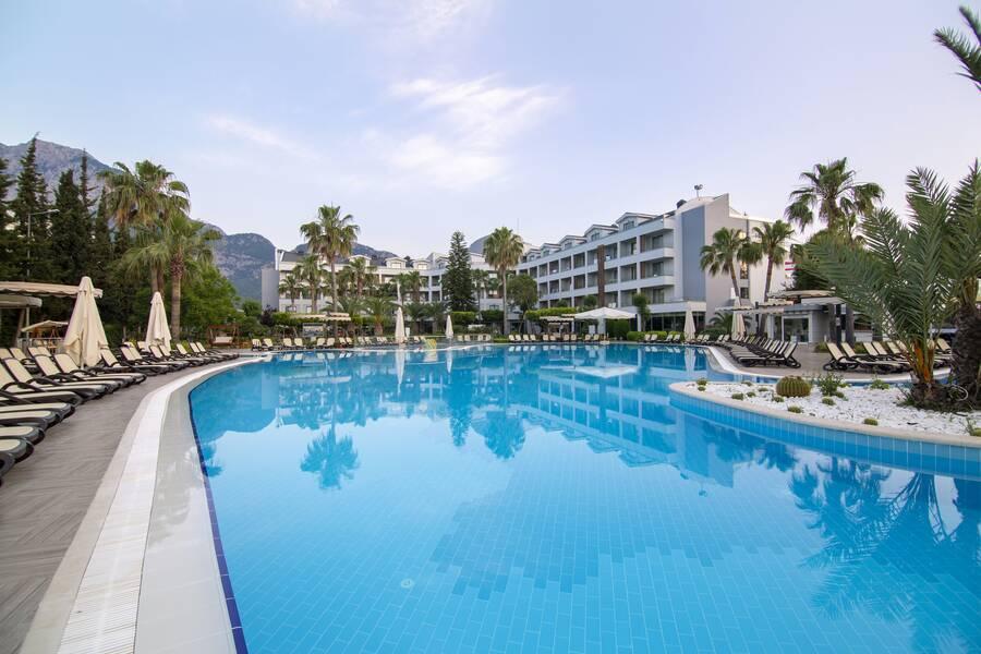 Fame Residence Goynuk Kemer Antalya On The Beach