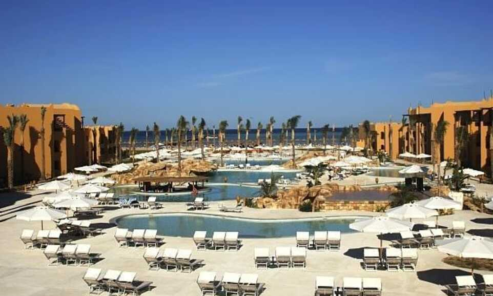 Stella Di Mare Beach Resort Spa Makadi Bay Hurghada On The Beach