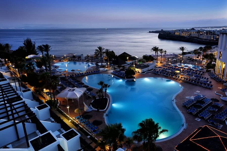 Sandos Papagayo Beach Resort Playa