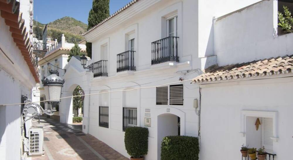 Apartments La Fonda Benalmadena Costa Del Sol On The