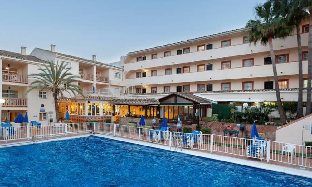 Crown Resorts Mijas Costa Del Sol On The Beach