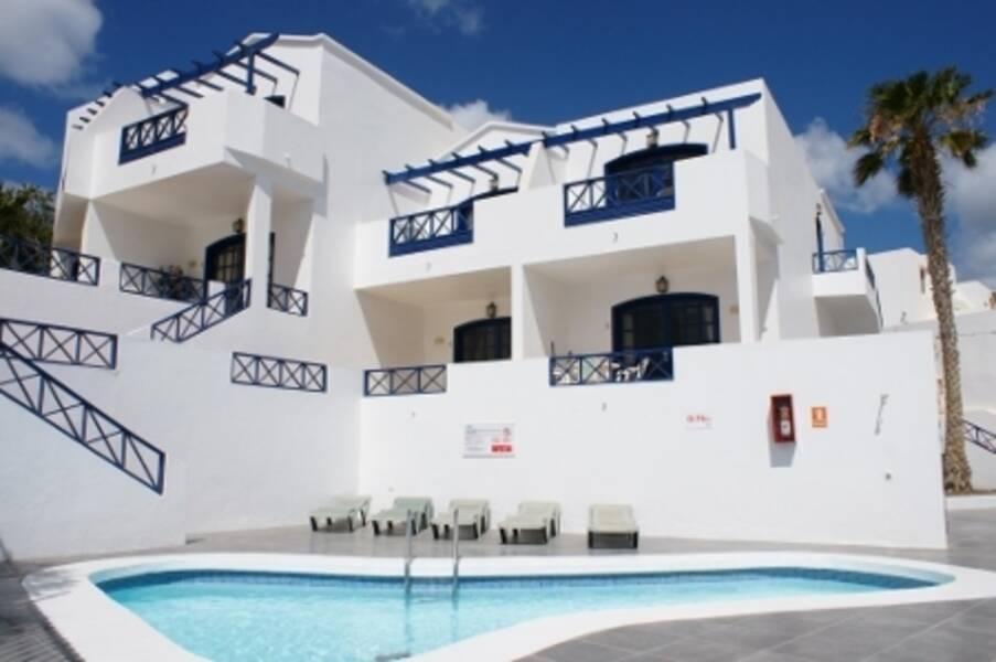 Soulea apartments puerto del carmen lanzarote on the beach - Port del carmen lanzarote ...