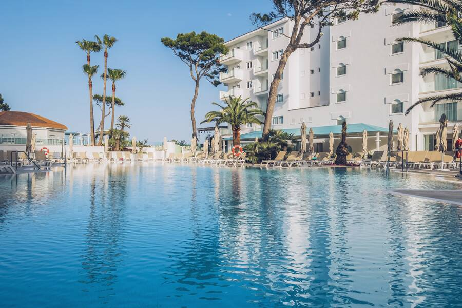 Iberostar Alcudia Park Alcudia Majorca On The Beach