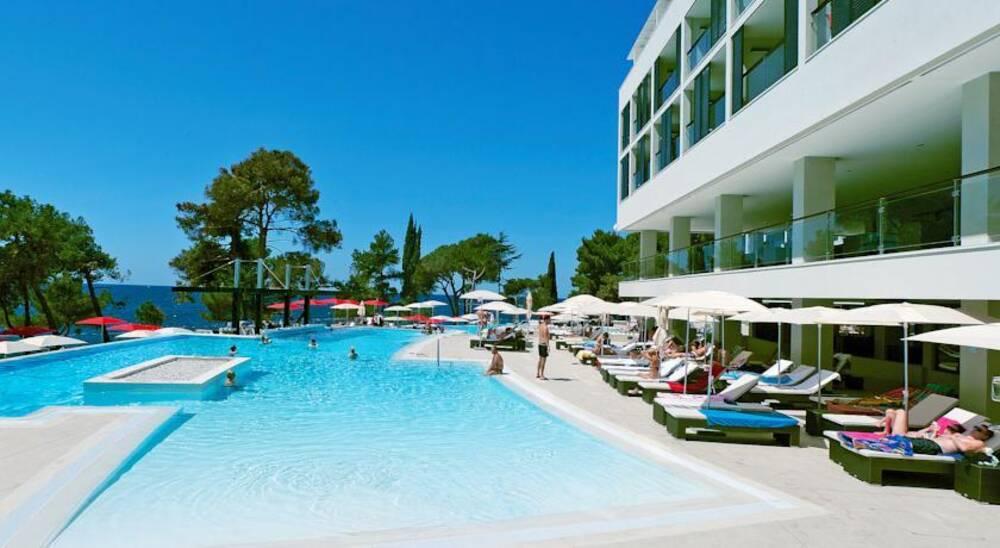 Hotel Parentium Porec Istrian Riviera On The Beach