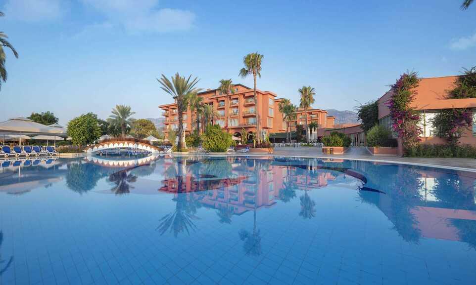 Asteria Hotel Fantasia Kemer Antalya On The Beach