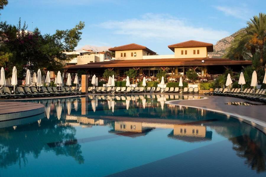 Crystal Aura Beach Resort Spa Turkey