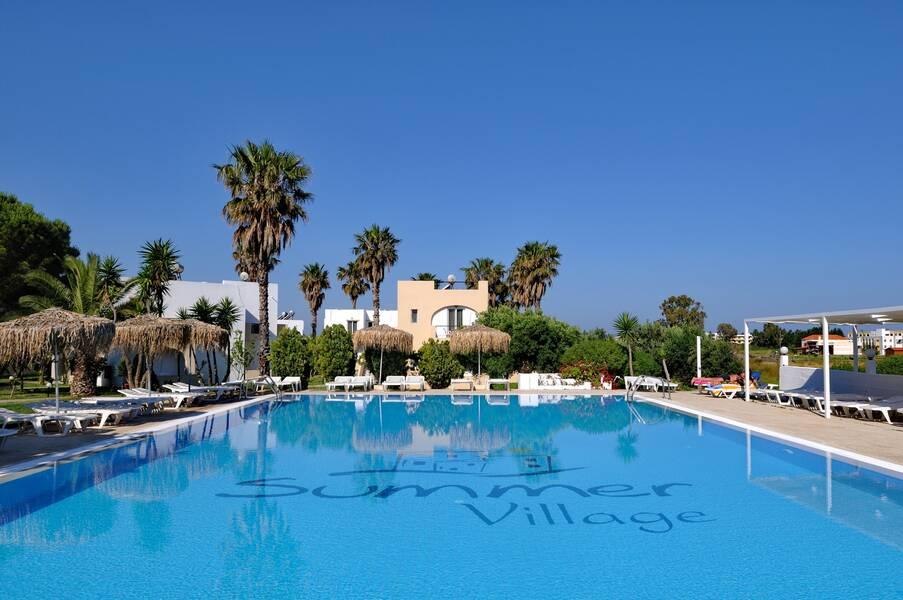 Sun Village Hotel Lloret De Mar Costa Brava Spain