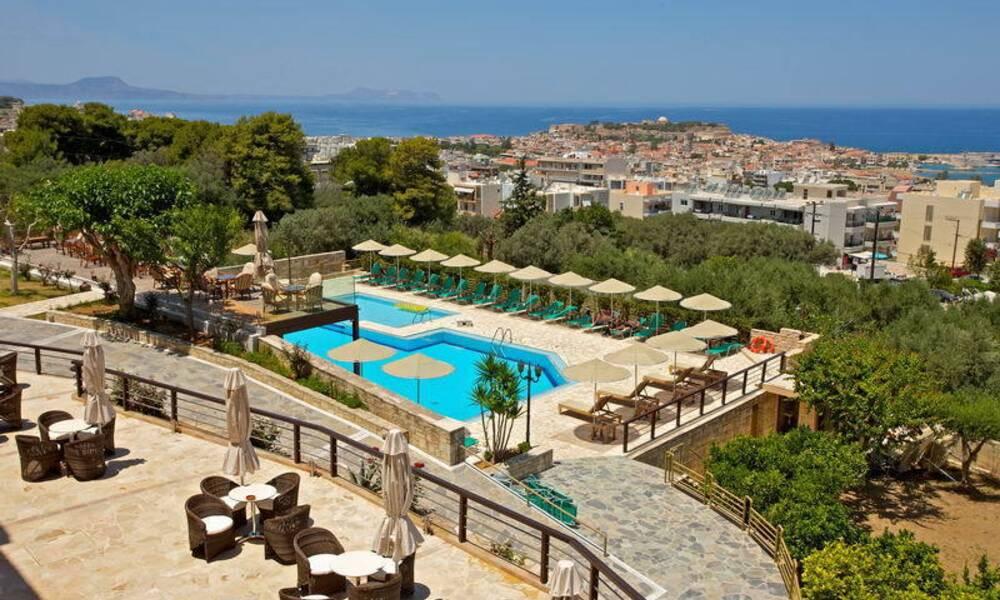 Forest Park Hotel Rethymnon Crete