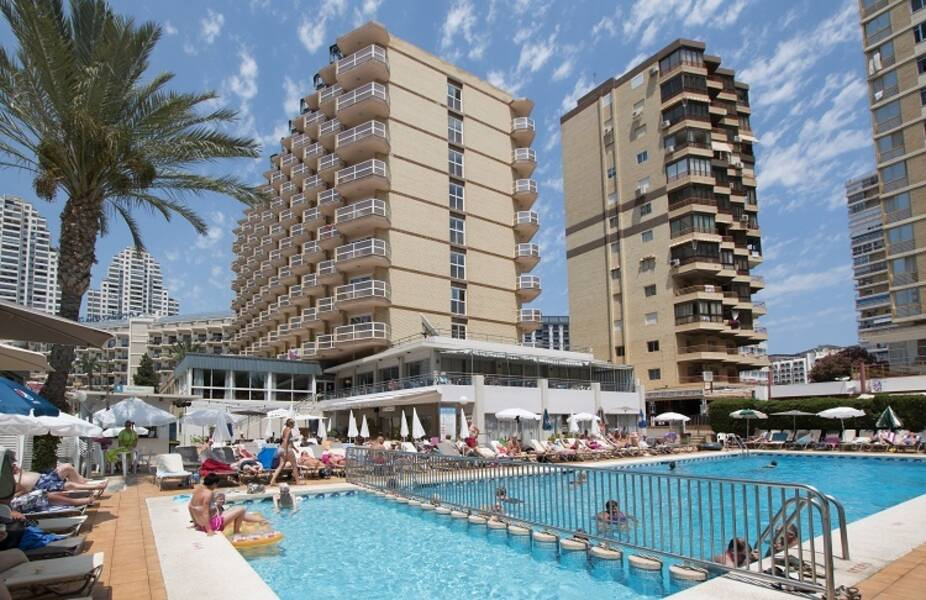 Cheap Holidays To Regente Hotel Benidorm