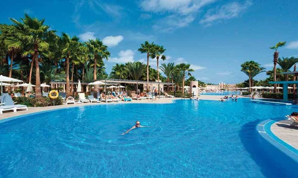 Hotel Riu Palace Cabo Verde Ex Clubhotel Riu Funana Santa Maria