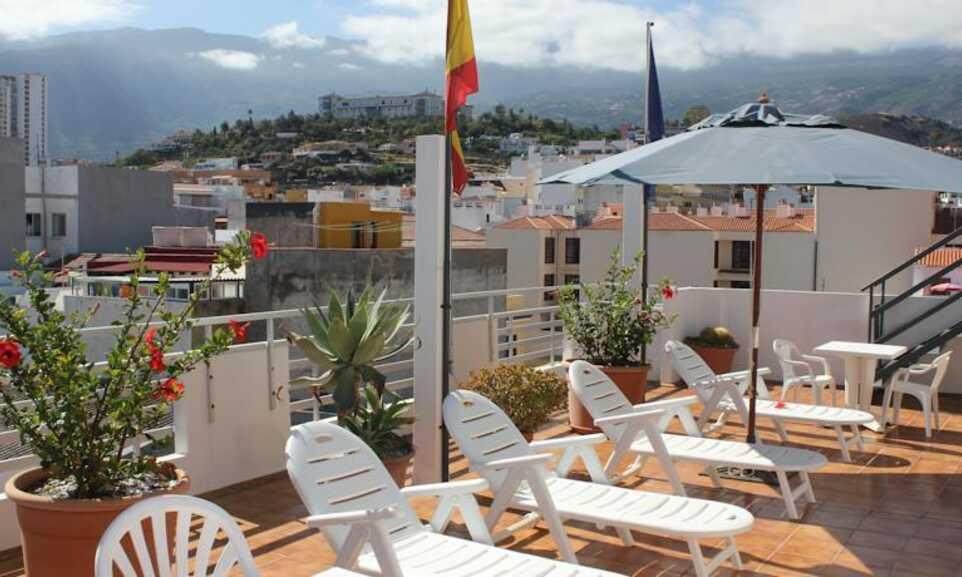 Sun holidays tenerife puerto de la cruz - Hotel maga puerto de la cruz ...