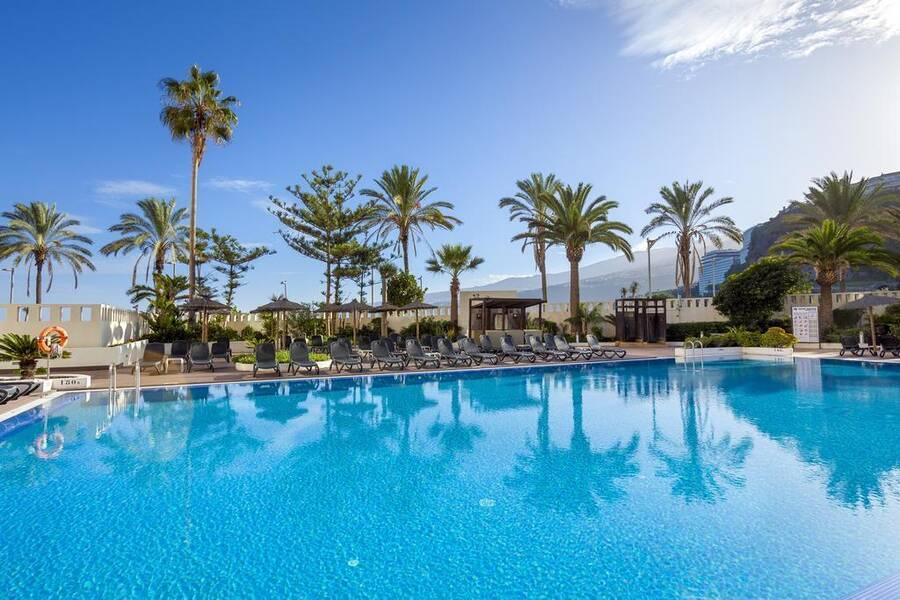 Sol costa atlantis puerto de la cruz tenerife on the beach - Hotel atlantis puerto de la cruz ...