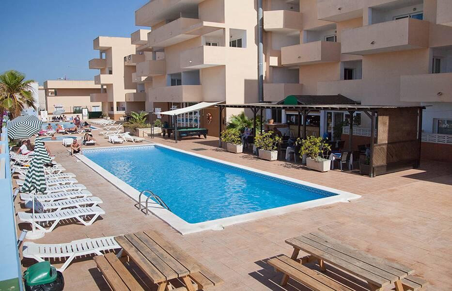 Blue Star Apartments - San Antonio Bay, Ibiza | On the Beach