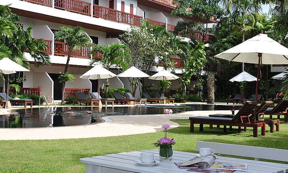 Cheap Hotels In Patong Thailand