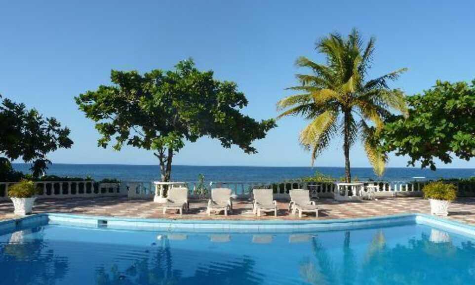 Silver Seas Hotel Ocho Rios Jamaica On The Beach