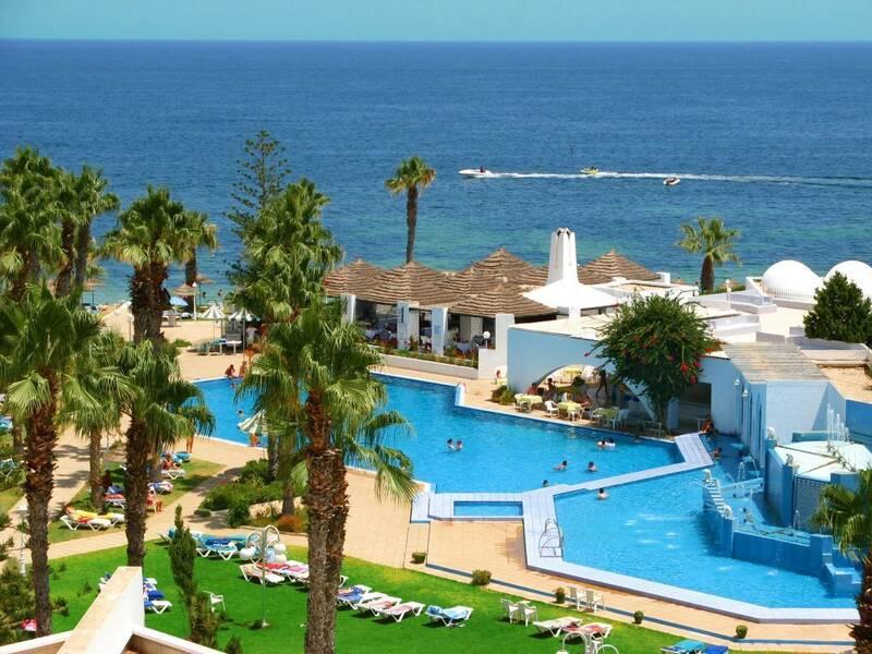 Orient Palace Sousse Monastir On The Beach