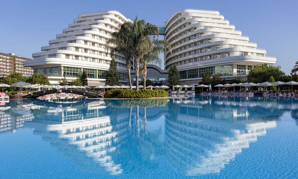 Miracle Resort Hotel Lara Antalya On The Beach