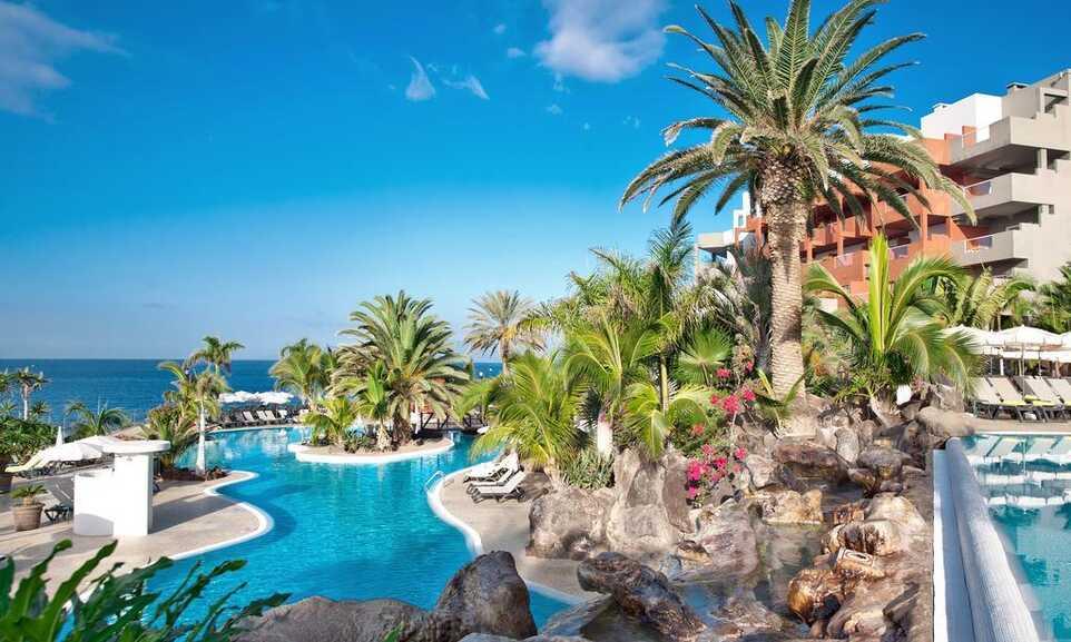 Adrian Hoteles Roca Nivaria Costa Adeje Tenerife On The Beach