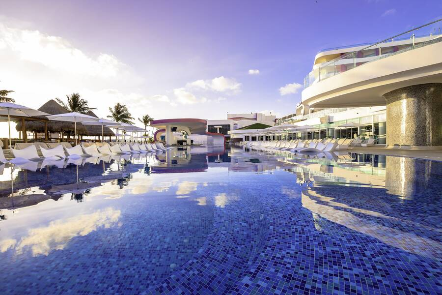 Temptation Cancun Resort - Adults Only - Cancun Hotel Zone ...