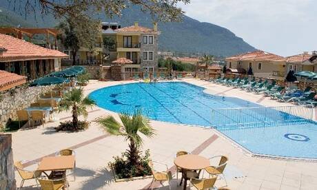 Perdikia hill hotel apartments