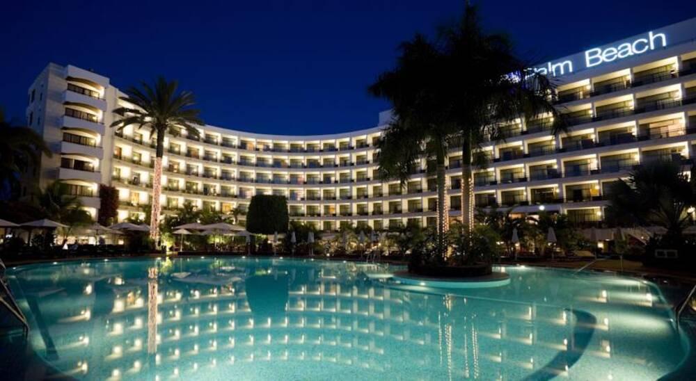 Seaside Hotel Palm Beach Maspalomas Gran Canaria Ebeach Se