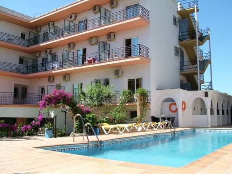 Carmen teresa torremolinos costa del sol on the beach for Hotel luxury costa del sol torremolinos