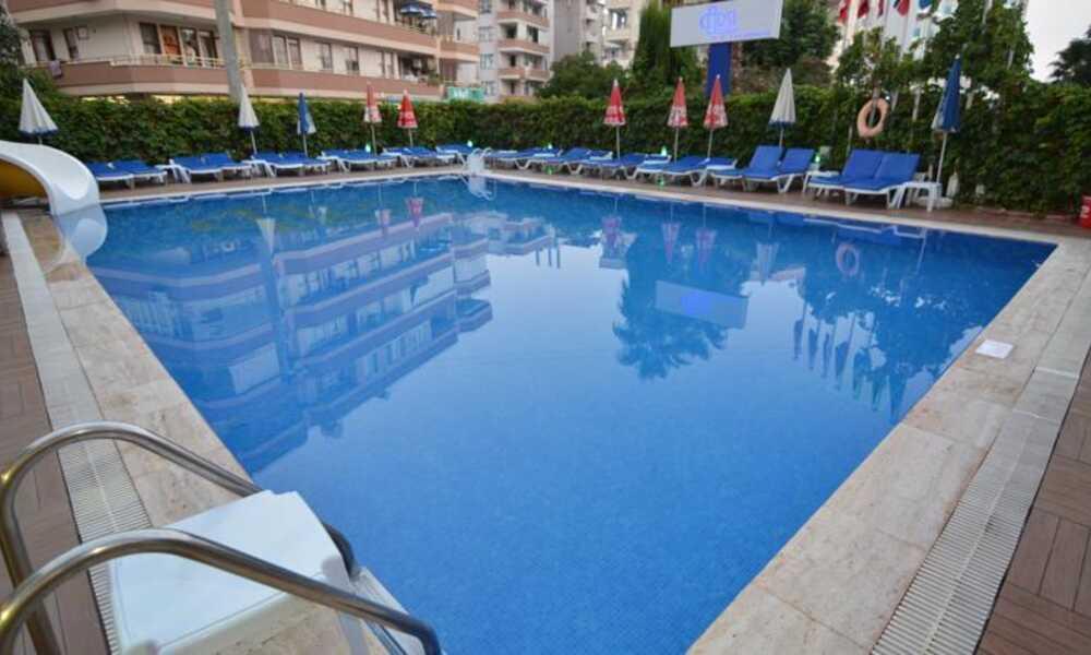 Arsi Hotel Alanya Antalya On The Beach