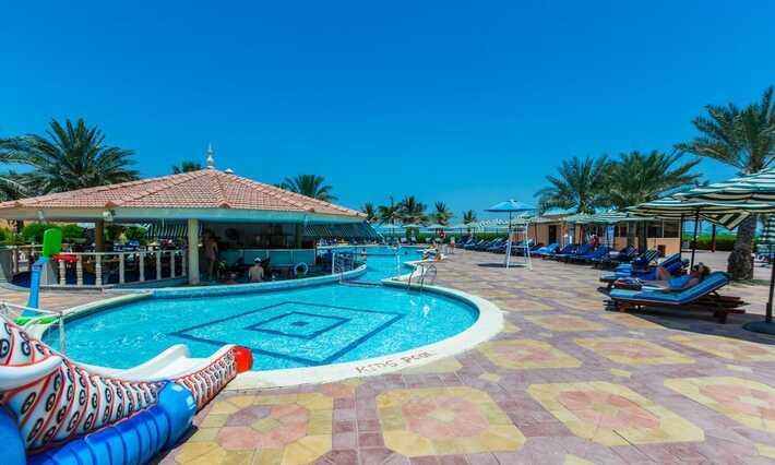 Bin Majid Beach Resort All Inclusive