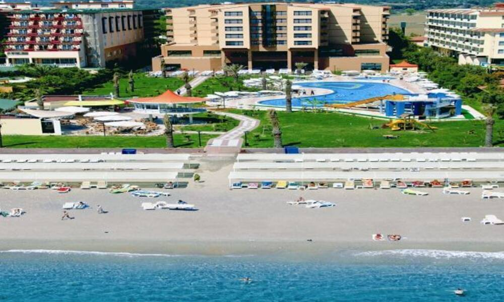 Stella Beach Hotel - Alanya, Antalya | On the Beach