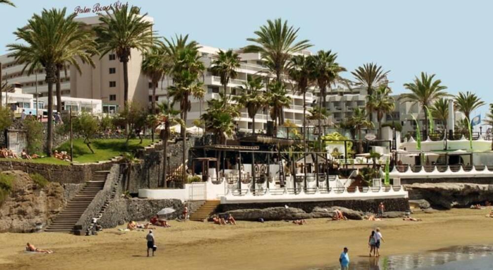 Hotel Maspalomas Palm Beach Teneriffa