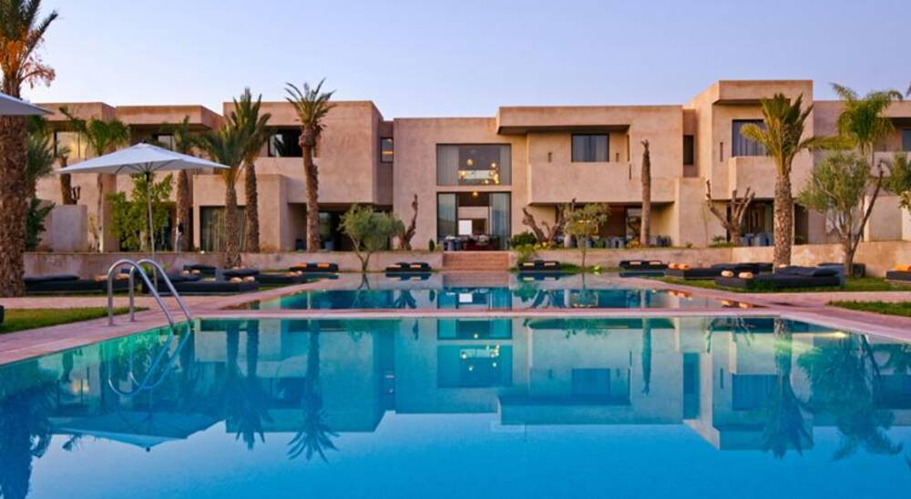 Sirayane boutique hotel spa palmeraie marrakech on for Boutique spa hotels uk