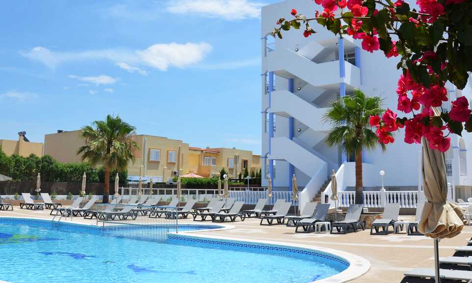 San Marino Apartments - San Antonio Bay, Ibiza | On the Beach