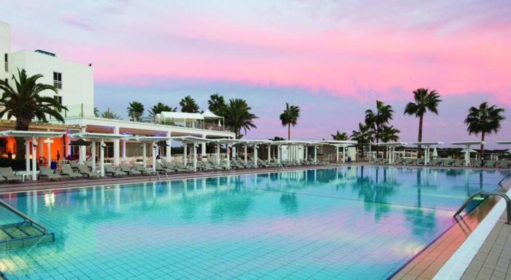 Dome Beach Hotel Ayia Napa Larnaca On The Beach