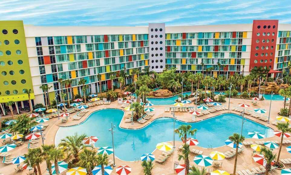 meilleures baskets ee27b e9620 Universal´s Cabana Bay Beach Resort - Universal Orlando ...