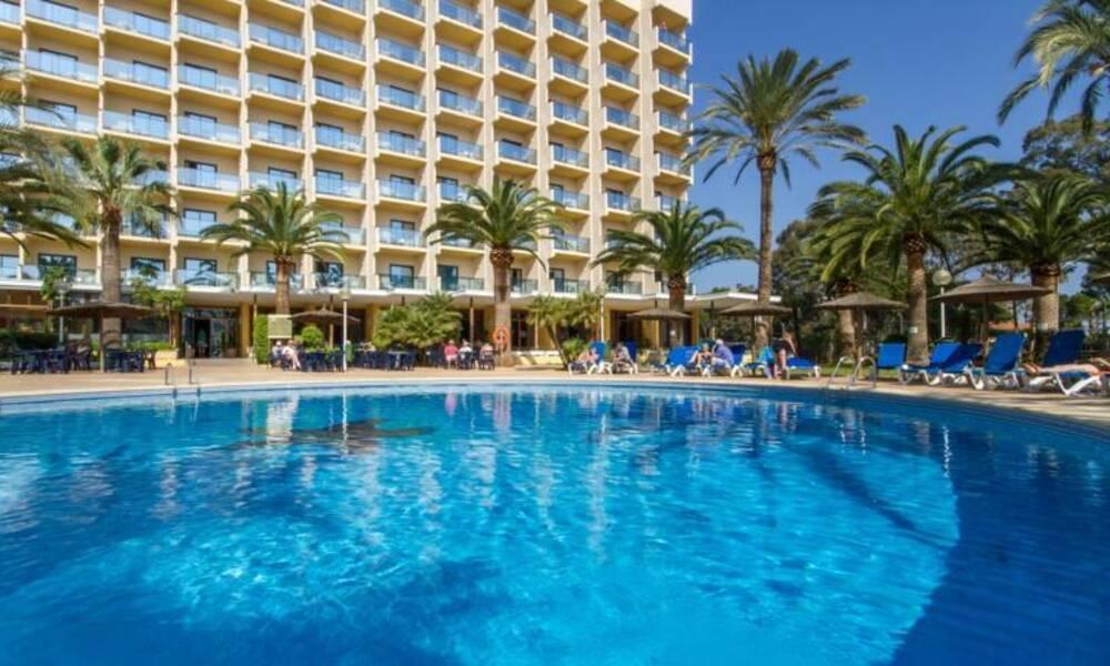 port denia hotel denia costa blanca on the beach