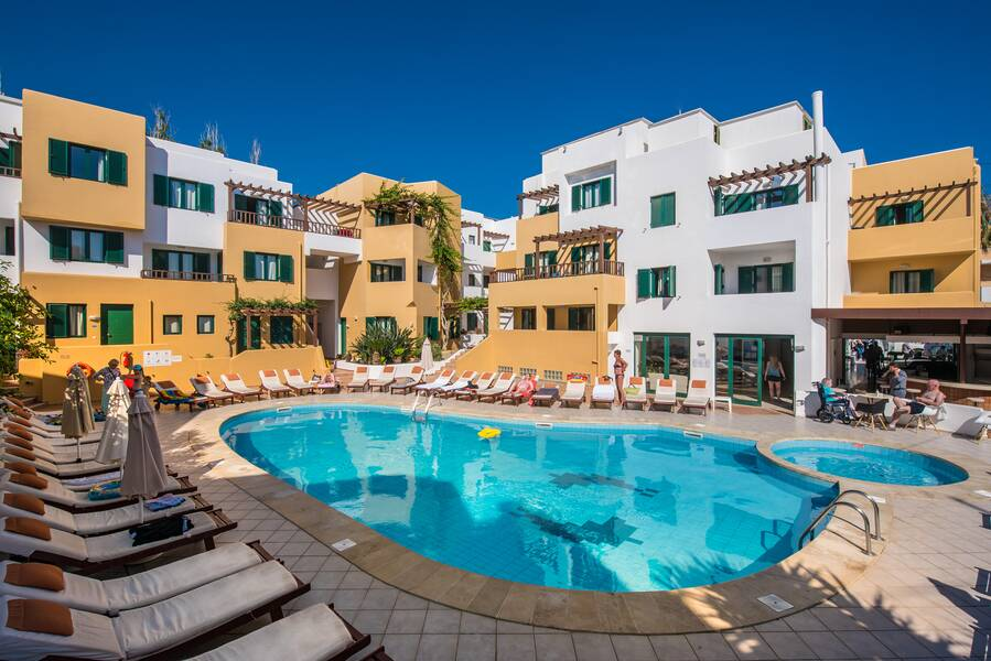 Porto Greco Village Beach Hotel Hersonissos Crete On