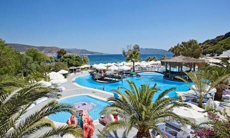 Salmakis beach resort spa