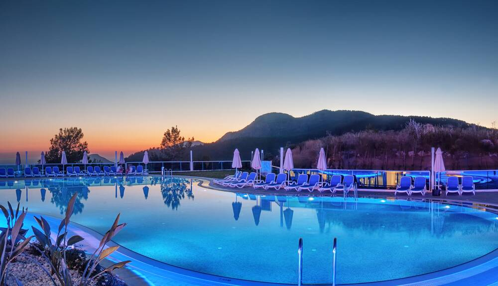 Garcia Resort and Spa - Olu Deniz, Dalaman | On the Beach