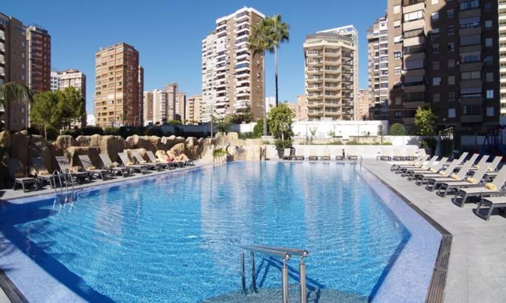 Sandos Monaco Hotel Amp Spa Adults Only Benidorm Costa