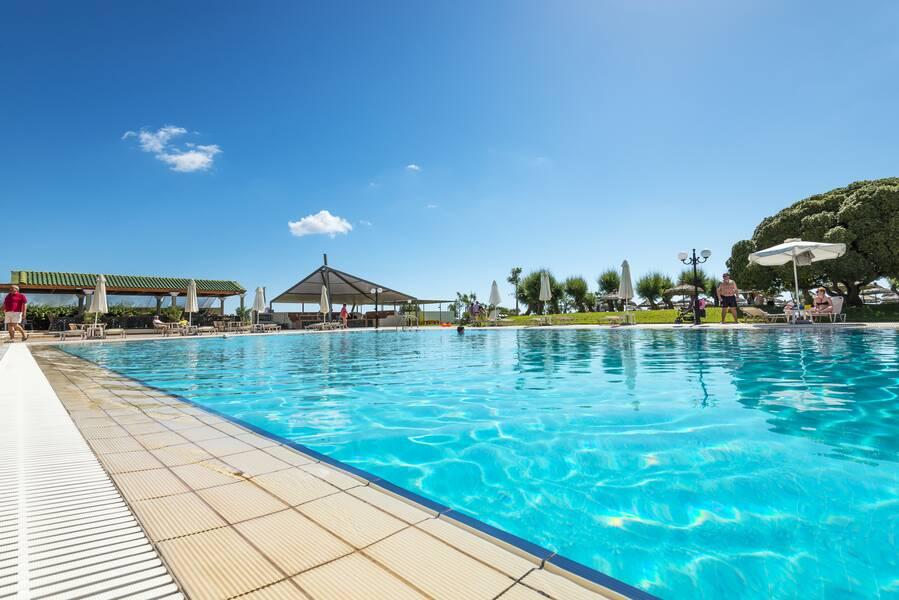 Rhodos Faliraki Hotel Apollo Beach