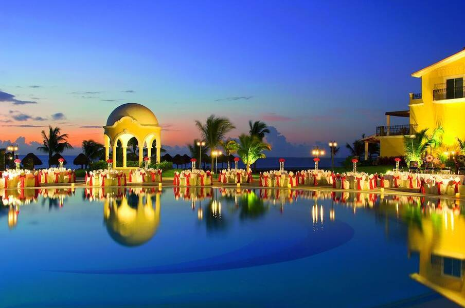 Secrets Capri Riviera Cancun - Adults Only - Playa Del ...