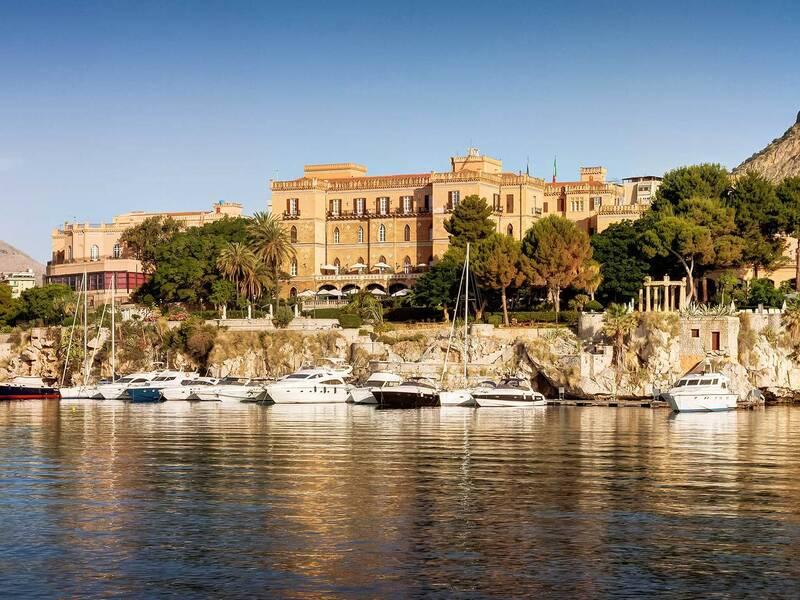 Grand Hotel Villa Igiea Sicily Italy
