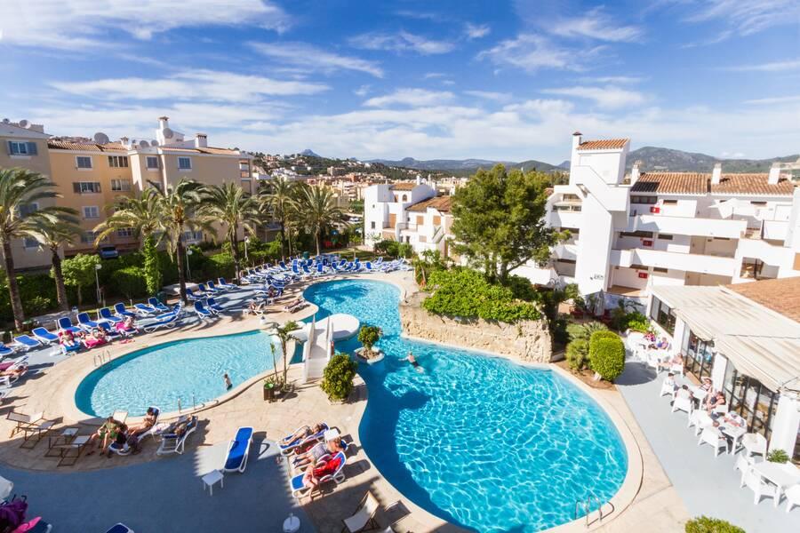 Plaza Beach Hotel Santa Ponsa