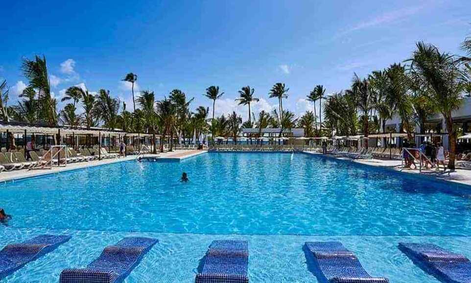 club hotel riu bambu bavaro dominican republic on the beach