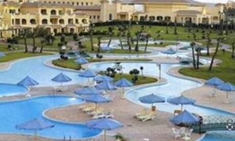 Movenpick hotel casino cairo media city