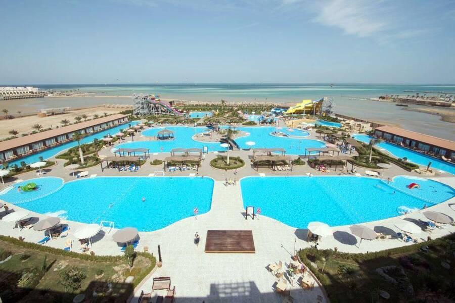 Mirage Hotel Hurghada Aqua Park