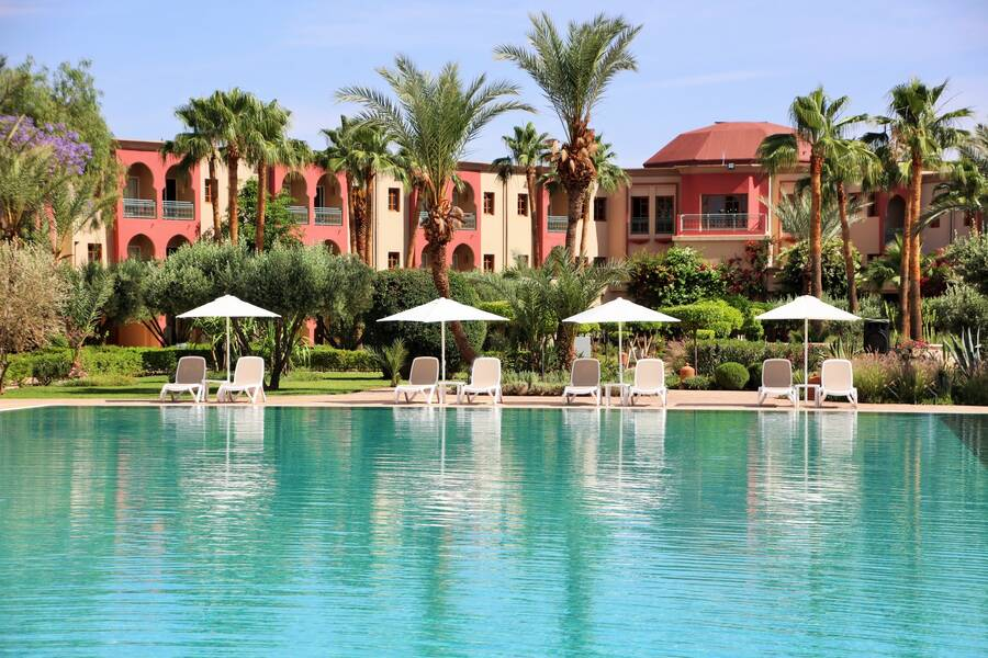 Hotel  Etoiles Marrakech La Palmeraie