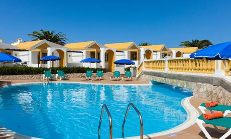 Hotel Castillo Beach Canaries