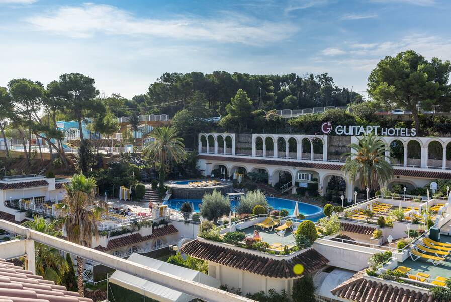 Hotel Guitart Central Park A Lloret De Mar